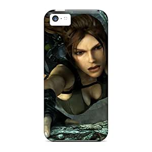 Case Cover Tomb Raider Underworld/ Fashionable Case For Iphone 5c