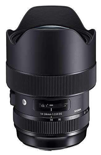 Sigma 14-24mm F2.8 DG HSM, Black (212955) for Nikon