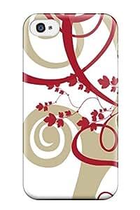 Marilyn Melendez Davis's Shop 7368572K83949149 Iphone 4/4s Hard Back With Bumper Silicone Gel Tpu Case Cover Bleach