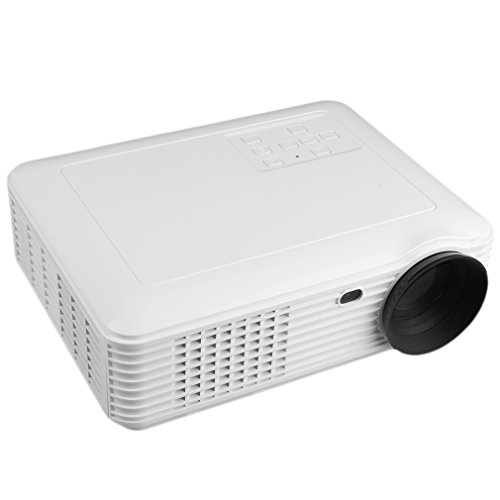 Projectors,1080p 3500 Lumens 3D Home Theater Projector by Graspwind