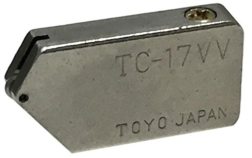 Toyo TC-17VV Replacement Tap Wheel Glass Cutter Head TC17 (Wheel Tap)