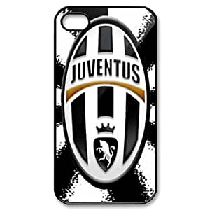 YNACASE(TM) Juventus Football Club Brand New Phone Case for iPhone 4,4G,4S,Custom Case with Juventus Football Club