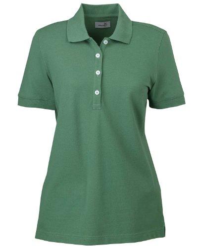 Ashworth Knit Shirt (Ashworth 1146C Ladies Combed Cotton Piqu? Polo-Short Sleeve)