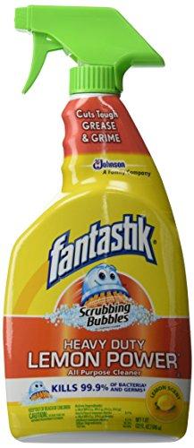 Fantastik All Purpose Cleaner (Fantastik Anti Bacterial Lemon Power Cleaner 32 Oz. (Pack of 2))