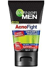 Garnier Men Acno Fight Anti-Acne Scrub in Foam, 100 ml