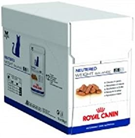 Royal Canin Feline Neutered Weight Balance(12x100