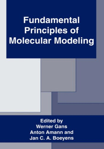 Fundamental Principles of Molecular Modeling (Emotions, Personality, and)