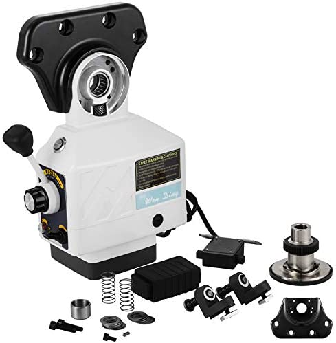 AL-510S Power Feed 650in-lb 200RPM Table Feed Larger Torque Milling Machine