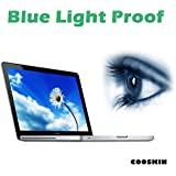 COOSKIN Blue Light Proof Screen Protector Film for Laptop 15.6 inch(345mm×194mm),Especially for Children,Teenager, Protect their eyes