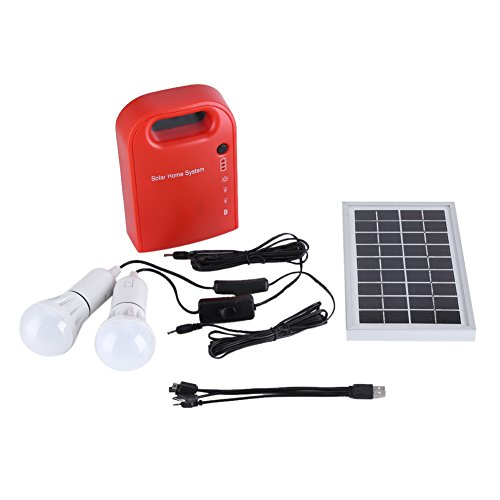 Solar Dc Home Lighting System in Florida - 7