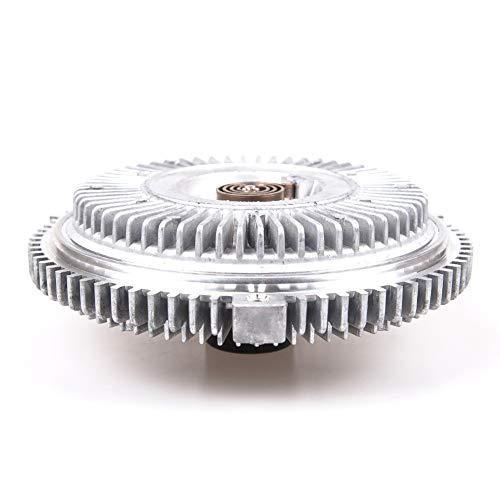 KINCARPRO Premium Engine Cooling Fan Clutch 11527831619 for BMW E36 E38 E39 E46 E53 735i 735iL 535i M5 M3 Z3 X5 ()