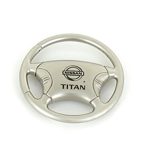 Nissan Titan Steering Wheel Keychain Nissan Titan Keychain
