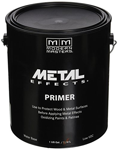 (Modern 151021 AM203-GAL Metal Effects Primer, 1 Gallon)