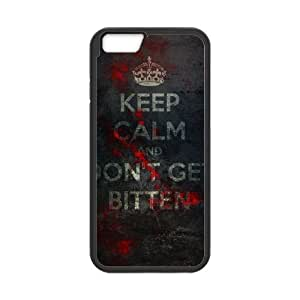iPhone 6 4.7 Inch Cell Phone Case Black The Walking Dead 004 WON6189218992803
