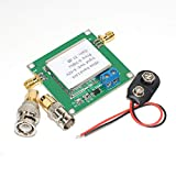 AEcreative Wide-Band Signal Low Noise Amplifier LNA for Scanner Receiver RTL-SDR Antenna 32dB high gain 0-2Ghz BNC SMA
