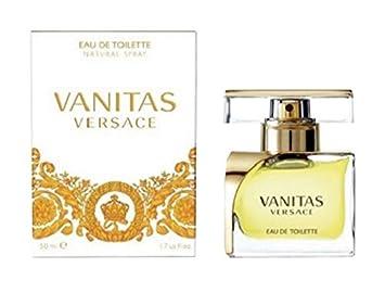 Eau Toilette For Ounce Vanitas 7 Women1 Spray Versace De odxerCQBW