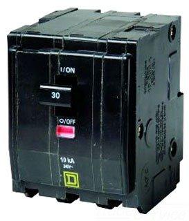 (1- Square D / Schneider Electric QO3100VH 22K, 3 POLE 100 AMP)