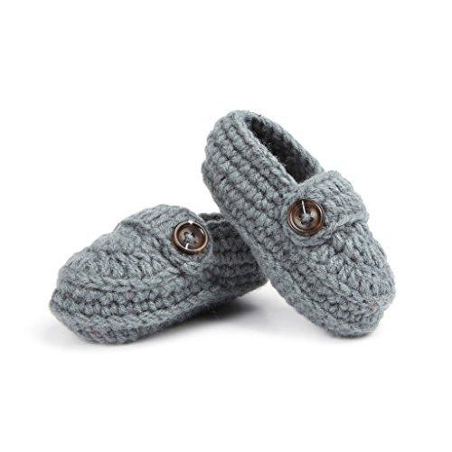 99f19e72c MaYao New Crib Crochet Casual Unisex Boys Girls Baby Newborn ...