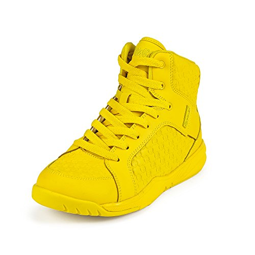 Boss Impact High Fashion Workout Street Zumba Support Women's Shoe Yellow Dance with Ew4qfwz1TW