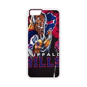 iphone6s 4.7 inch Phone Case White Buffalo Bills JJL6404541