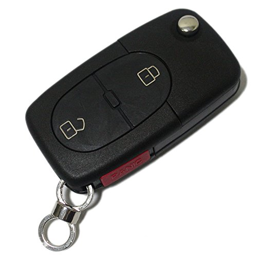 eternalpower-uncut-folding-keyless-entry-3-button-2-1-panic-remote-key-fob-case-shell-for-audi-a3-a4