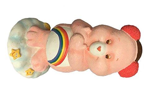 Care Bears 2002 Cheer Bear Wobble Head Bobble Head Doll