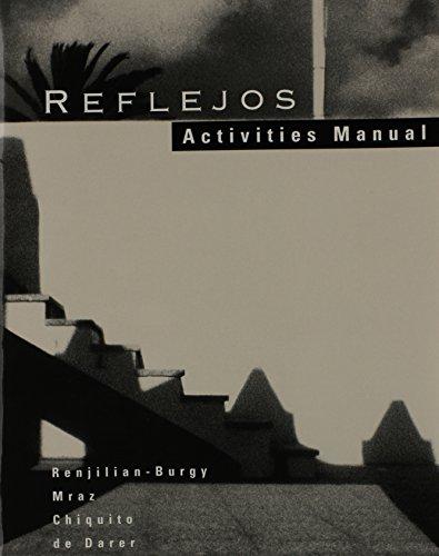 Reflejos - Activities Manual