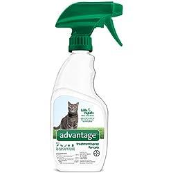 Advantage Flea and Tick Treatment Spray Cat 12 oz
