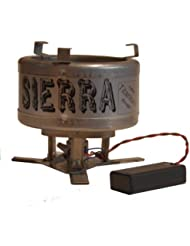 Sierra Stove - wood burning lightweight Titanium backpacking/camp stove