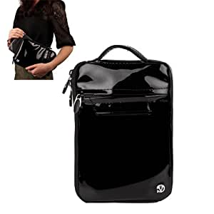 """Vangoddy Select 7"""" Black Gloss Hydei Land Connect Clutch Bag for the Connect , android , vl 779 , active matrix Model!!!"""
