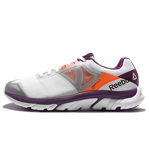 Women's Peach Celestial Purple White Silver Silver Zstrike Or Electric Reebok Sneakers Orange Run White qP4qdC