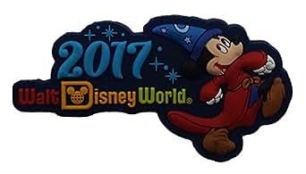 Disney Parks Magnet - 2017 Sorcerer Mickey Mouse