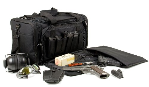 Large Padded Deluxe Tactical Range Bag – Rangemaster Gear Bag, Outdoor Stuffs