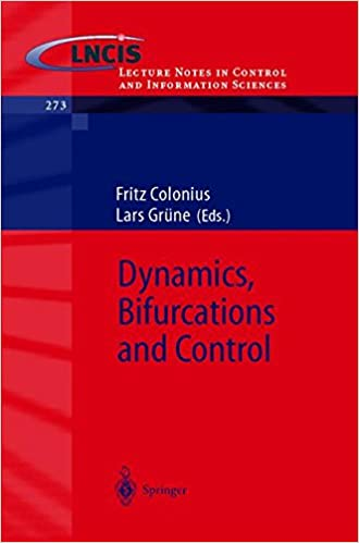 Download Dynamics, Bifurcations and Control (Lecture Notes in Control and Information Sciences) PDF, azw (Kindle)