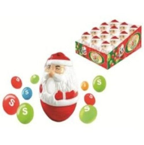 Skittles Santa's Twist N' Pour, 12-Count
