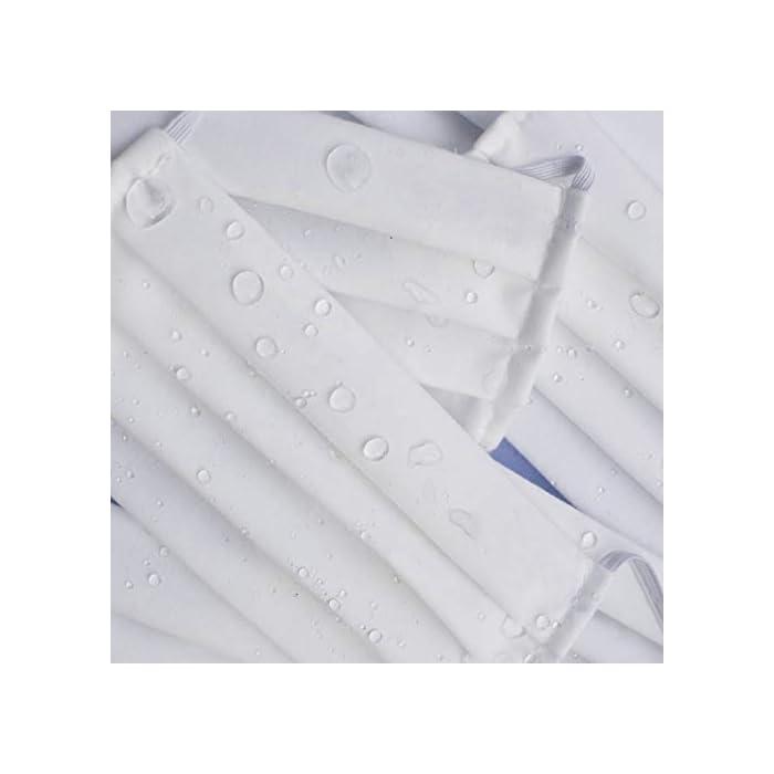 41L GRebR L ✅ Mascarilla higiénica reutilizable de alta protección homologada UNE 0065:2020 (Norma Ministerio Sanidad España) mediante ensayo EN14683:2019 ⭐ Tela 100% algodón tratado con tecnología Cottonblock (propiedades hidrófugas y de bloqueo): repele las microgotas de saliva dentro y fuera; facilita la respiración. ⭐ Test de laboratorio de protección BFE 98,2% ⭐ Protección bidireccional, proteje al que la lleva y a los demás (no excluye de cumplir las normas de distanciamiento social). ✅ Cuida la piel de tu cara con nuestra tela 100% algodón sin elementos tóxicos ni fibras artificiales que provoquen rojeces, alergias, eccemas o irritaciones, incluso llevándola todo el día. ⭐ 100% libre de fluorcarbono, ftalatos y teflones. ⭐ Certificado OekoTex 100 Class 1 (sin sustancias nocivas). ⭐ Alta transpiración, ideal para el verano, ejercicio ligero y/o personas que hablan a menudo con mascarilla. ⭐ Sin elementos rígidos para no dejar marcas en nariz o cara y tener máxima comodidad. ✅ Fabricada en España (tejido y confección) y testada en el laboratorio español Eurecat (ensayo 2020-017772) ⭐ Sin tener que añadir filtros desechables, sólo hay que lavarla para reutilizarla. ⭐ Muy ligera y cómoda, con gomas especiales para que no duelan las orejas y diseñada de forma ergonómica en acordeón para poder hablar con la mascarilla puesta sin que se descoloque. ⭐ Muy cómoda para respirar gracias a una presión diferencial de sólo 15Pa/cm2 (respirabilidad probada en laboratorio).