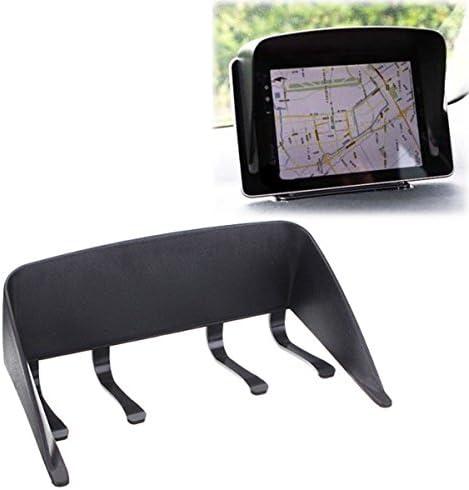 新しい 7 インチ ブラック新しい ファッション太陽シェード シールド用の サンシェードアンチグレアバイザー ガーミン dezl 760LMT