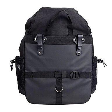 ZXC/ INBIKE 3-in-1-600d wasserdicht tragbar schwarz große mtb Taschen mit regen Abdeckung