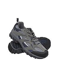 Mountain Warehouse Jungle Mens Walking Shoes - Light Running Shoes