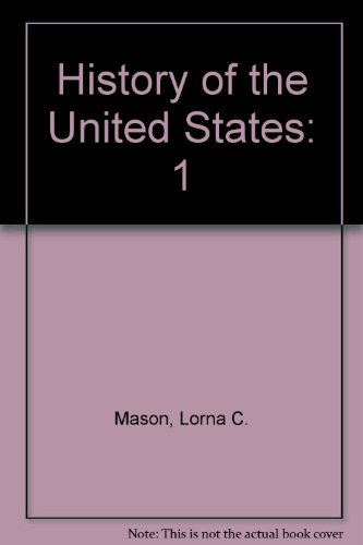 History of the United States: Beginnings to 1877
