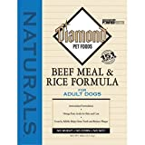 Diamond Naturals Dry Food for Adult Dog, Beef and Rice Formula, 40 Pound Bag, My Pet Supplies