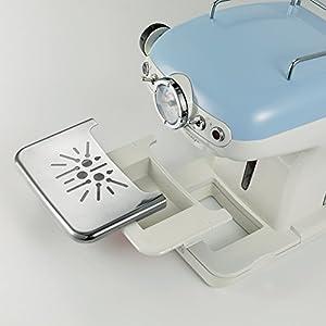 Einkreiser-Espresso Siebträgermaschine Ariete 00M138914AR0 Vintage