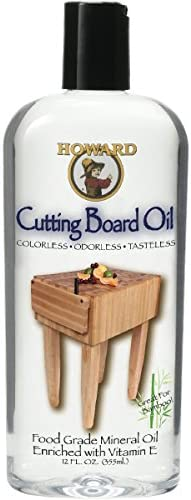 [해외]Howard Products BBB012 Cutting Board Oil 12 oz / Howard Products BBB012 Cutting Board Oil 12 oz