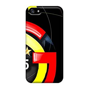 High-end Case Cover Protector For Iphone 5/5s(galatasaray)