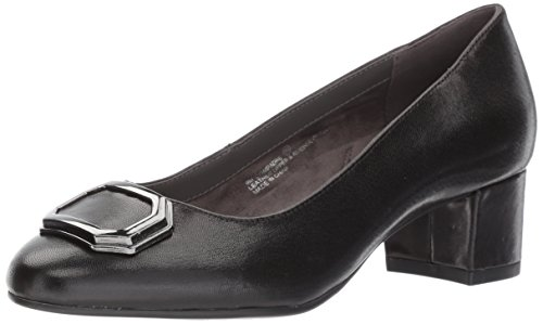MPADRE Pump, Black Leather, 9 M US ()