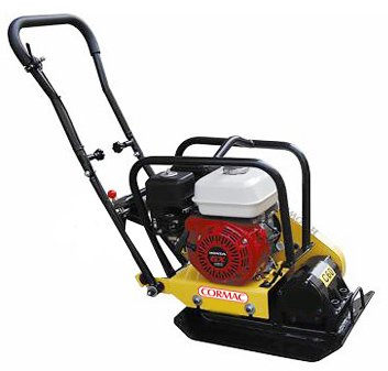 CORMAC C60 plate compactor 6.5HP gasoline engine