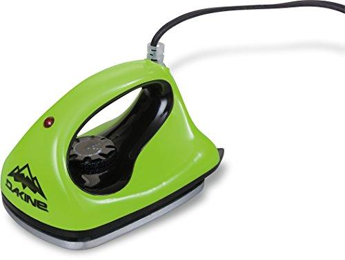 Snowboard Waxing Iron (Dakine 110V Adjustable Tuning Iron, Green)