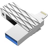 iPhone Lightning Flash Drive, Suntrsi jump drive External...
