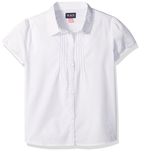 Childrens Place Uniform Woven Top product image