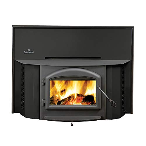 Wood Burning Fireplace Insert for EPI-1402- Metallic Black by Napoleon Fireplaces